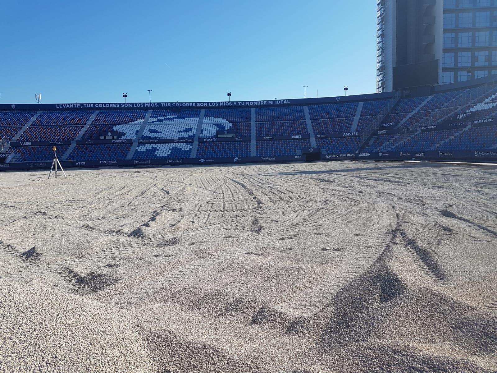 Suministro Gravas a Valencia